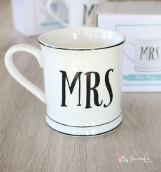 Tazas Mr and Mrs
