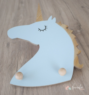 Percha Unicornio