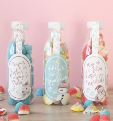 Botes de Chuches - PACK 3