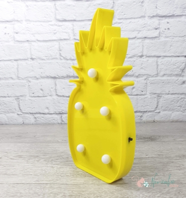 "Lámpara LED ""Piña"""